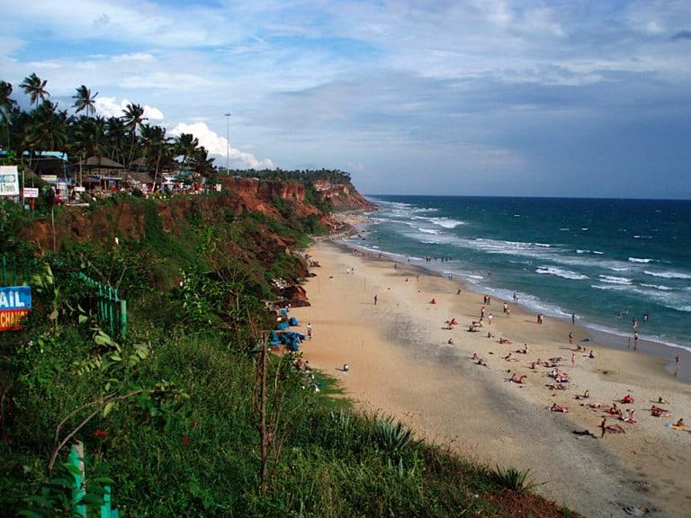 17 mejores playas de India 13