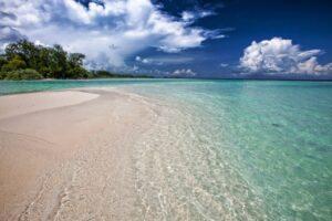 33 mejores playas de Indonesia 1