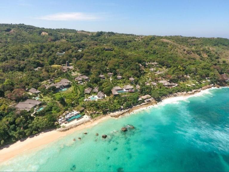 33 mejores playas de Indonesia 9
