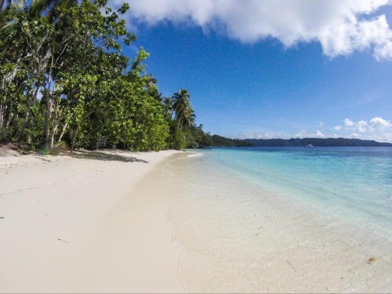 33 mejores playas de Indonesia 3