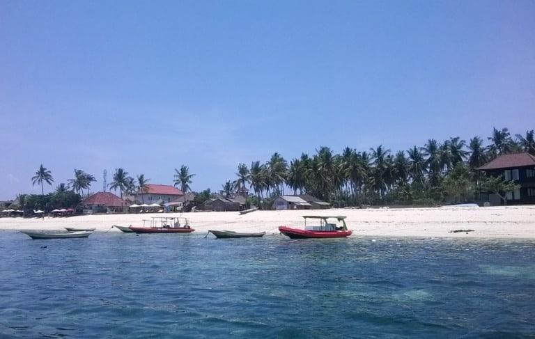 33 mejores playas de Indonesia 8