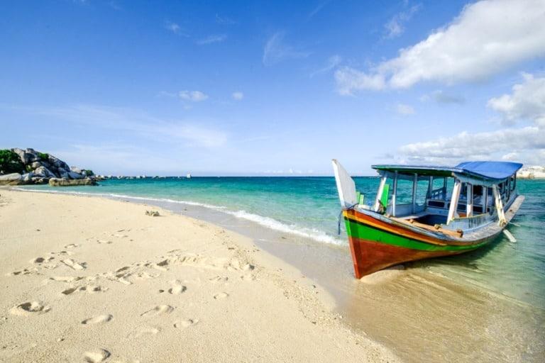 33 mejores playas de Indonesia 23