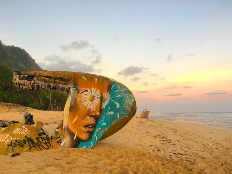 33 mejores playas de Indonesia 14
