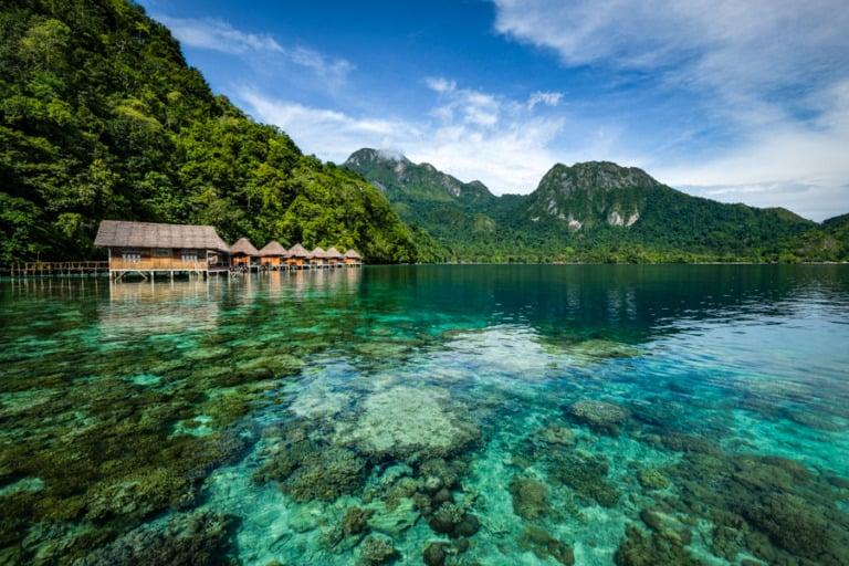 33 mejores playas de Indonesia 21