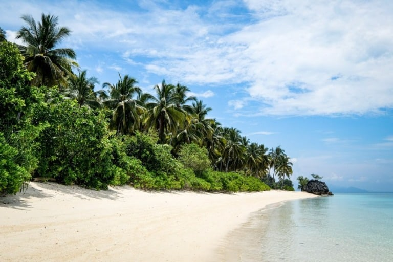 33 mejores playas de Indonesia 18