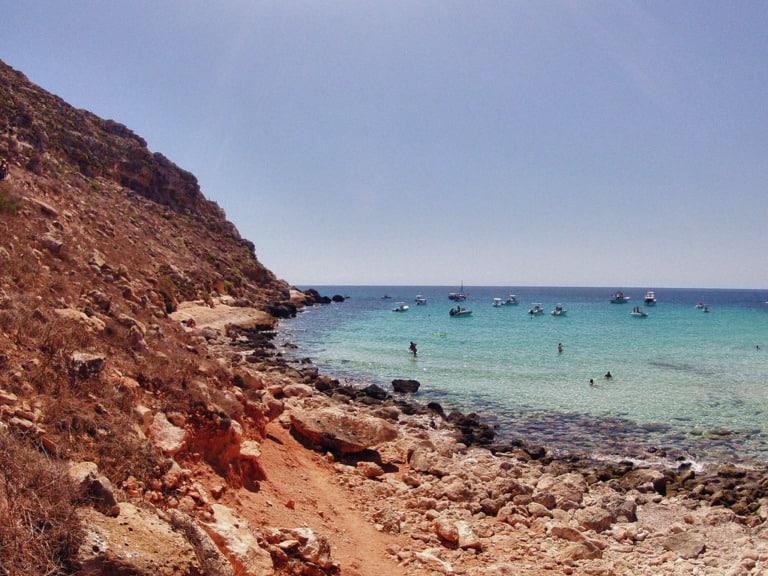 17 mejores playas de Italia 9
