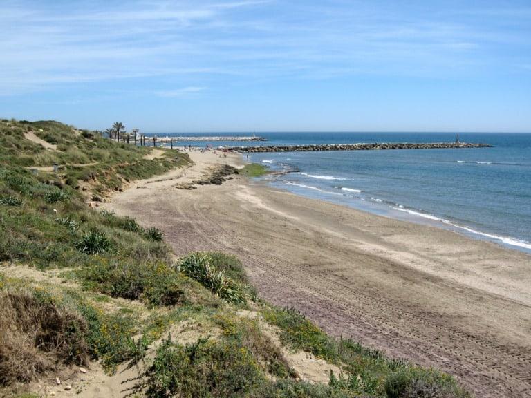13 mejores playas de Málaga 6