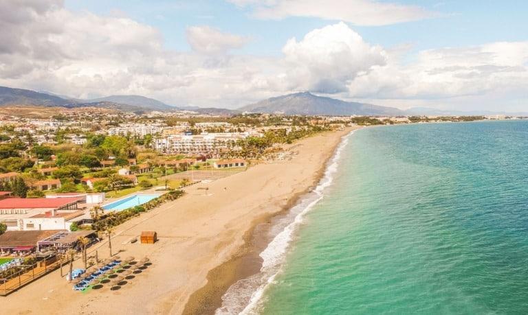 13 mejores playas de Málaga 3
