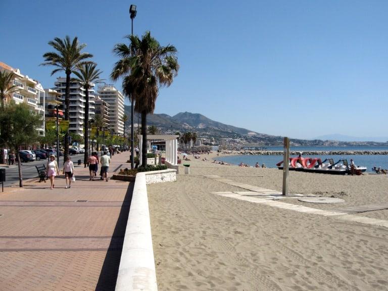 13 mejores playas de Málaga 7