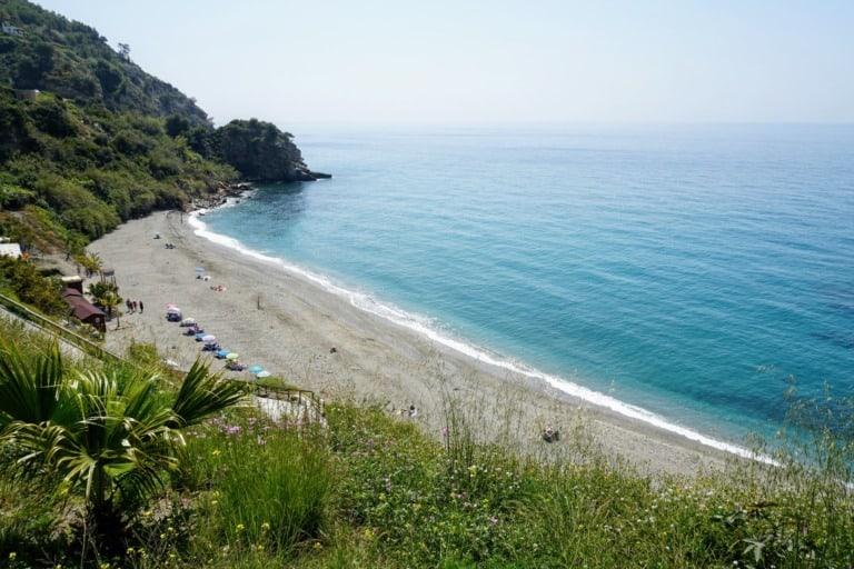 13 mejores playas de Málaga 10