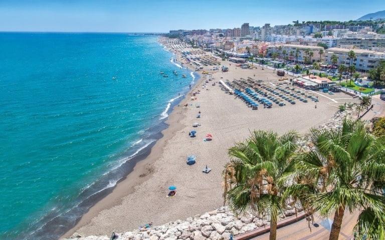 13 mejores playas de Málaga 8
