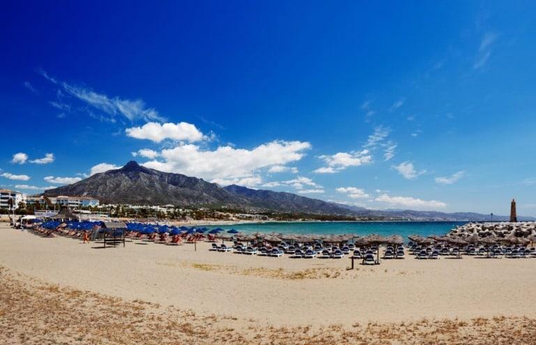 13 mejores playas de Málaga 4