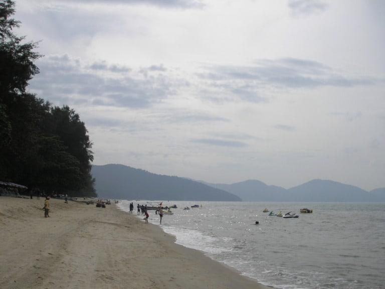 19 mejores playas de Malasia 3