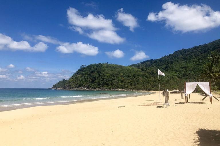 19 mejores playas de Malasia 14