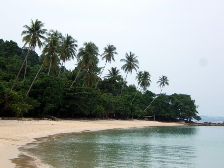 19 mejores playas de Malasia 11