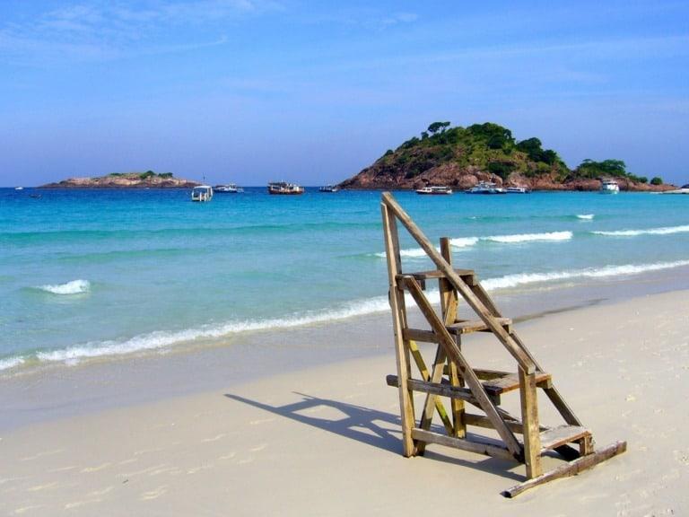 19 mejores playas de Malasia 1