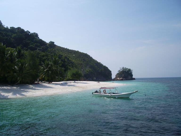 19 mejores playas de Malasia 4