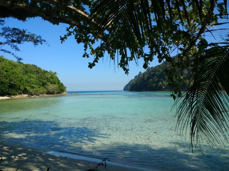 19 mejores playas de Malasia 13