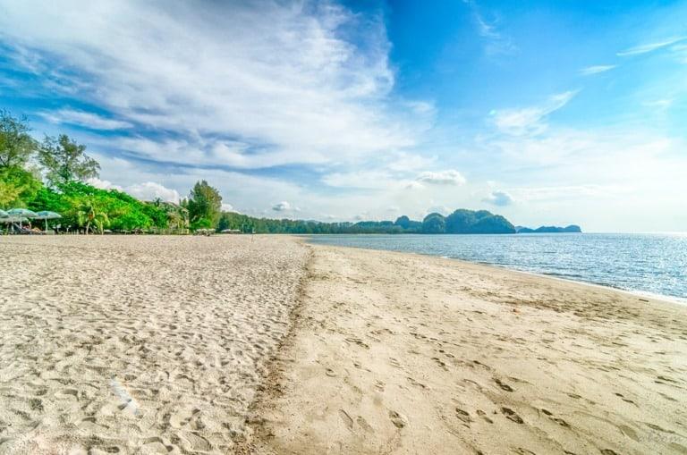 19 mejores playas de Malasia 10