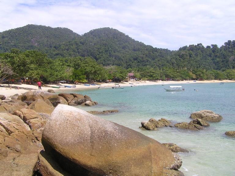 19 mejores playas de Malasia 12