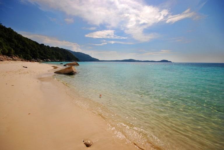 19 mejores playas de Malasia 16