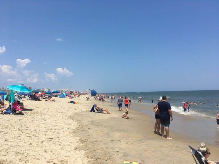 16 mejores playas de Maryland 1