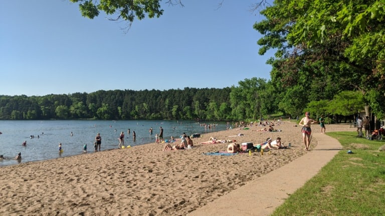 10 mejores playas de Minnesota 4
