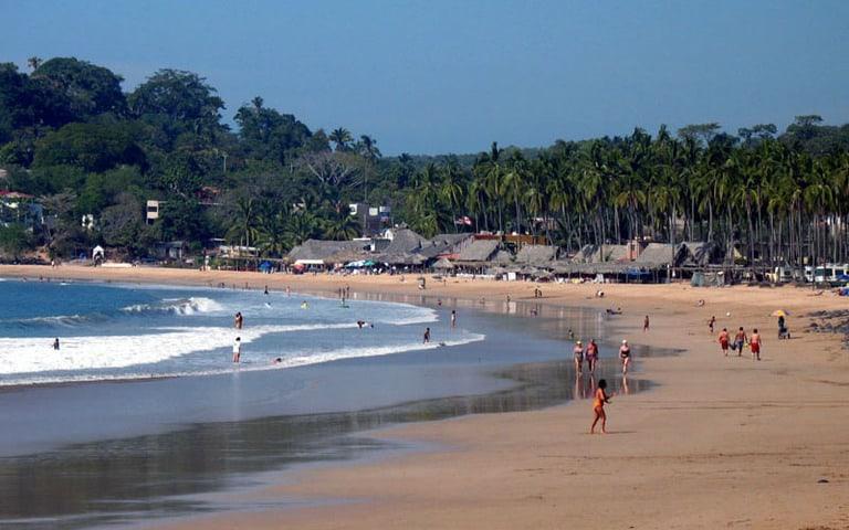 13 mejores playas de Riviera Nayarit 9