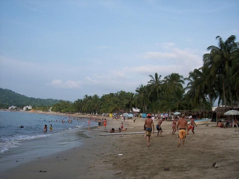 13 mejores playas de Riviera Nayarit 8