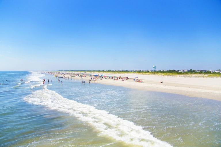 16 mejores playas de New Jersey 2