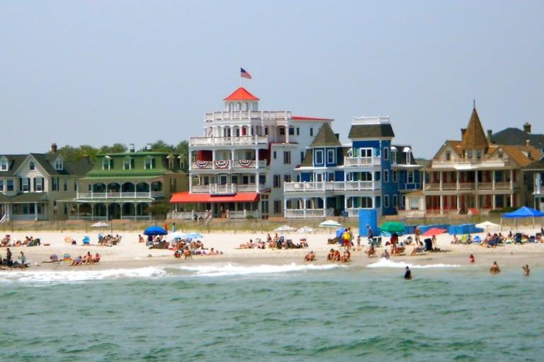 16 mejores playas de New Jersey 1