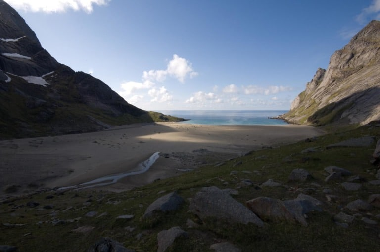 15 mejores playas de Noruega 3