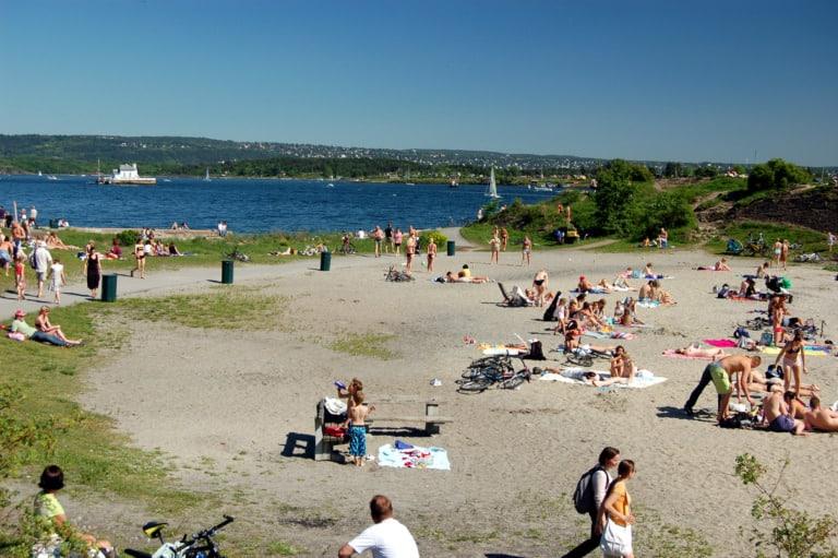 15 mejores playas de Noruega 4