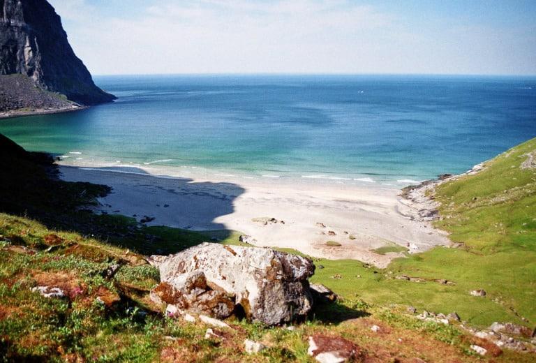 15 mejores playas de Noruega 8
