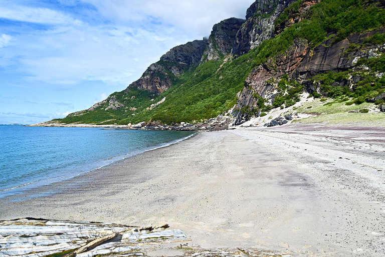 15 mejores playas de Noruega 7