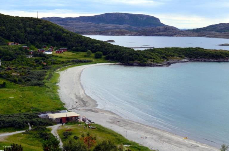 15 mejores playas de Noruega 6