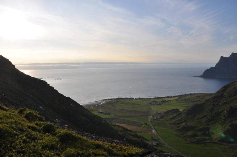 15 mejores playas de Noruega 13