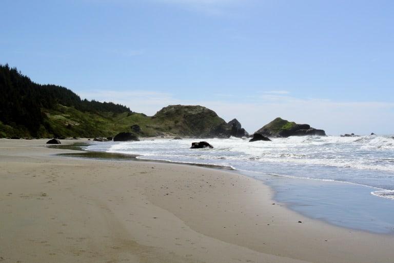23 mejores playas de Oregón 22
