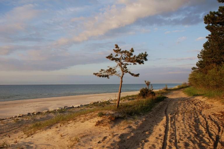 16 mejores playas de Polonia 11