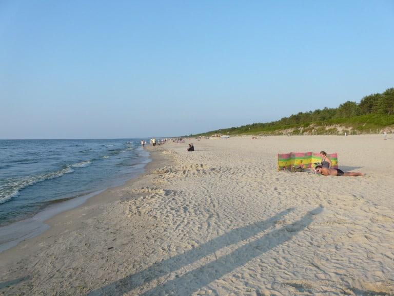 16 mejores playas de Polonia 13