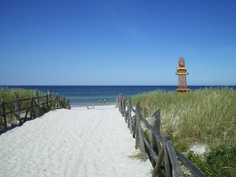 16 mejores playas de Polonia 7