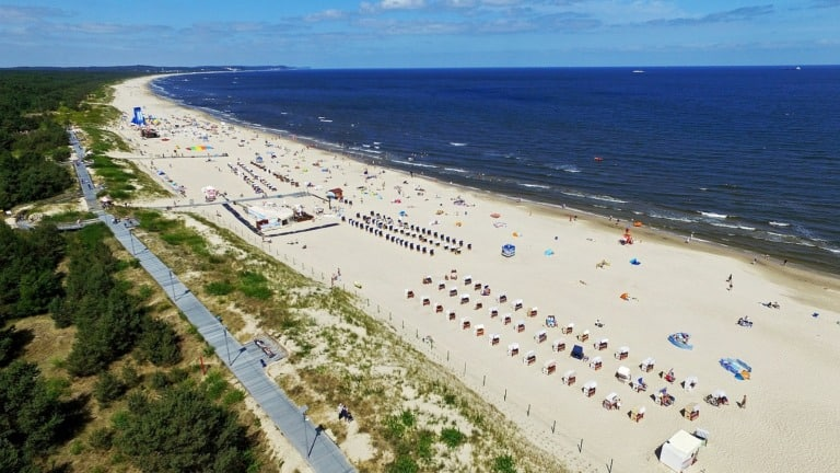 16 mejores playas de Polonia 1