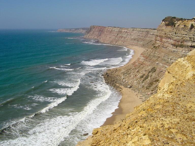 24 mejores playas de Portugal 11