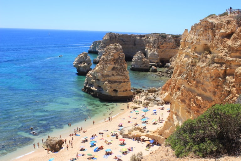 24 mejores playas de Portugal 16
