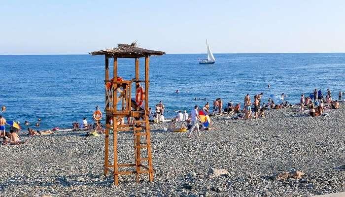 9 mejores playas de Rusia 4