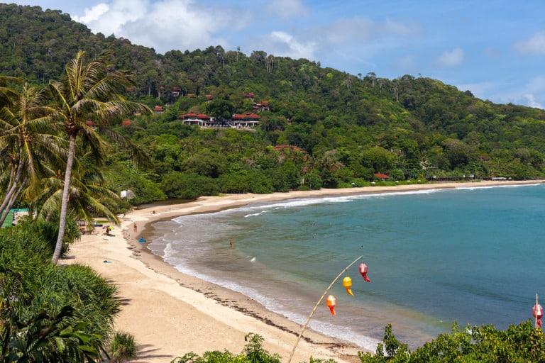 17 mejores playas de Tailandia 11