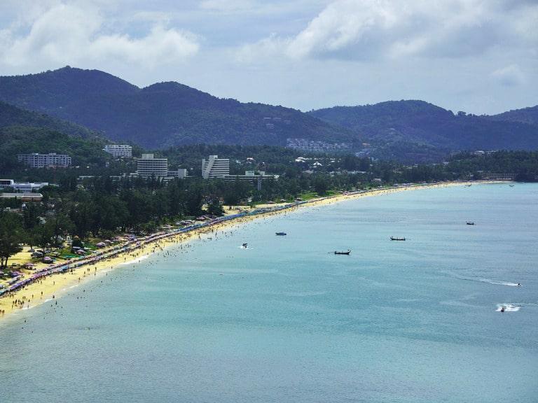 17 mejores playas de Tailandia 12