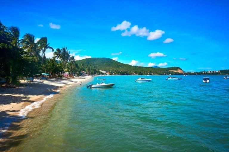 17 mejores playas de Tailandia 9