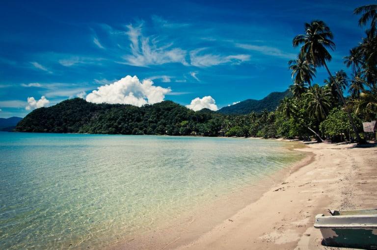 17 mejores playas de Tailandia 7