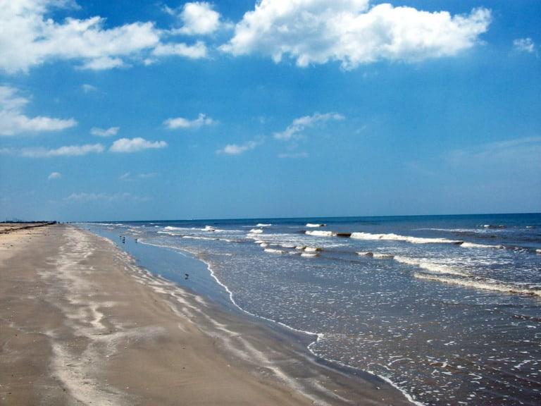 12 mejores playas de Texas 12
